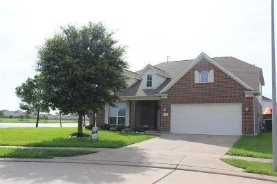 Fort Bend County Single Family Home For Sale: 1826 Cardinal Sky Way