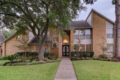 Single Family Home For Sale: 15714 Sylvan Lake Drive