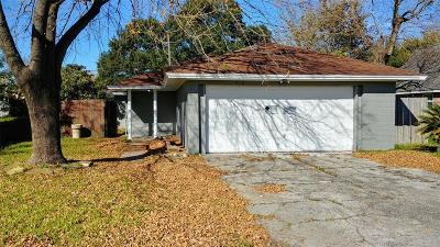 Pasadena Single Family Home For Sale: 712 Kolb Road