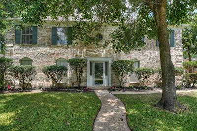 Houston Single Family Home For Sale: 8126 Fernbrook Lane