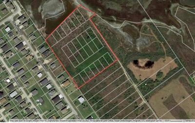 Galveston Residential Lots & Land For Sale: 1-27 Tijerina Drive