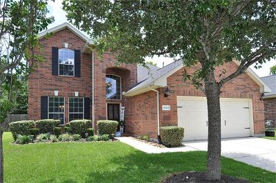 Humble Single Family Home For Sale: 17523 Durham Ridge Lane