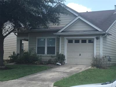 Single Family Home For Sale: 8111 Chancewood Lane