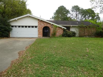 Bay City TX Single Family Home For Sale: $125,000