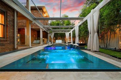 Houston Single Family Home For Sale: 6213 San Felipe Street