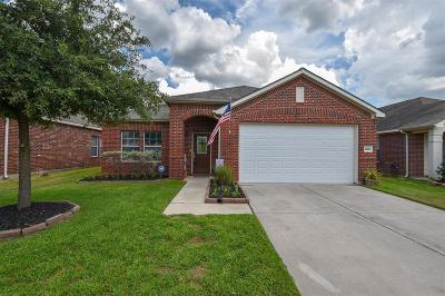 Tomball Single Family Home For Sale: 18826 Lantern Cove Lane