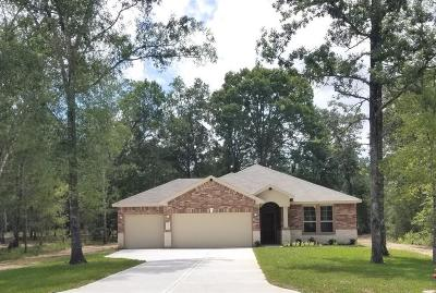 Conroe Single Family Home For Sale: 9171 White Tail