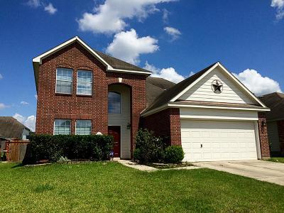 Conroe Single Family Home For Sale: 1056 Shadow Glenn Drive