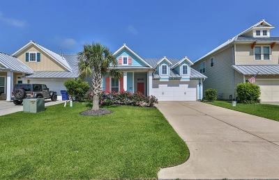 Texas City Single Family Home For Sale: 5018 Allen Cay Drive