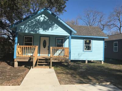 Texas City Single Family Home For Sale: 222 3rd Ave