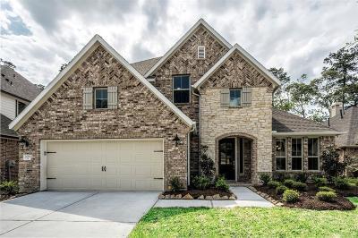 Conroe Single Family Home For Sale: 2619 Granite River Lane