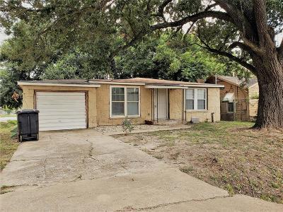 Houston Single Family Home For Sale: 2928 Wayne Street
