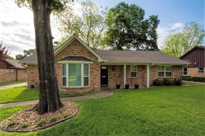 Houston Single Family Home For Sale: 2034 Millwood Drive