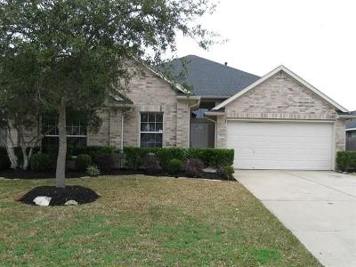 Pearland Rental For Rent: 7613 Misty Lake Lane