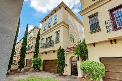 Houston Single Family Home For Sale: 1432 W 21st Street #C