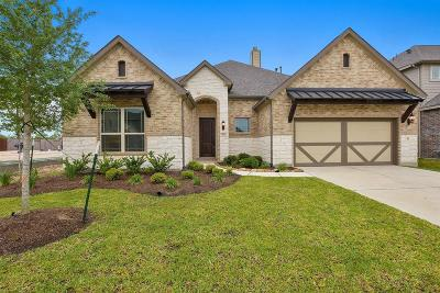 Katy Single Family Home For Sale: 3811 Moreland Branch