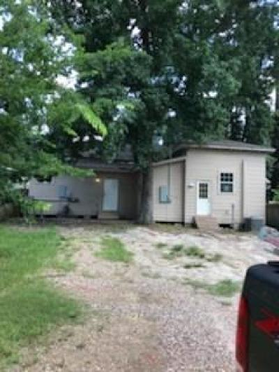 Conroe Single Family Home For Sale: 606 Edgar Street