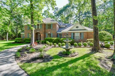 Magnolia Single Family Home For Sale: 14811 Wildwood Circle