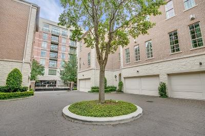 Houston TX Condo/Townhouse For Sale: $750,000
