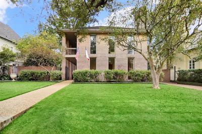 River Oaks Single Family Home For Sale: 3257 Reba Drive