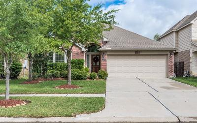 League City Single Family Home For Sale: 3108 Rock Brook Falls Lane