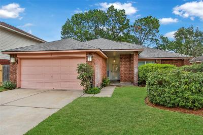 Houston Single Family Home For Sale: 16418 Leamington Lane
