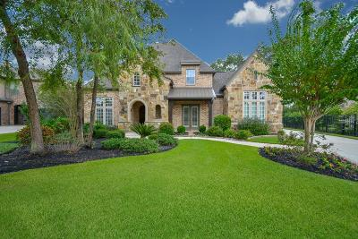The Woodlands Single Family Home For Sale: 79 S Shimmering Aspen Circle