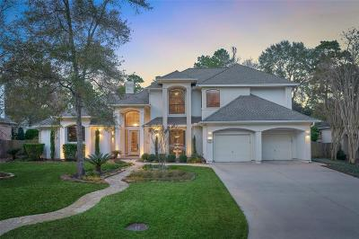 The Woodlands TX Single Family Home For Sale: $630,000