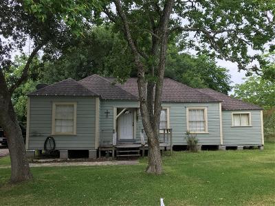 League City Single Family Home For Sale: 1605 Hawaii Avenue