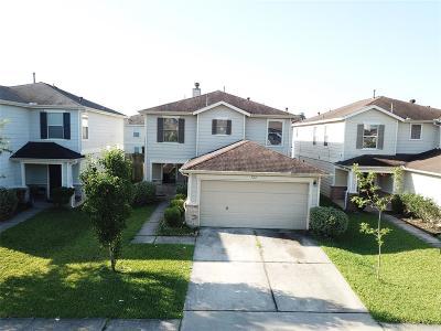 Houston Single Family Home For Sale: 322 Remington Harbor Court