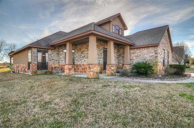 Montgomery Single Family Home For Sale: 22157 Stone Creek Lane