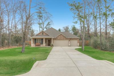 Conroe Single Family Home For Sale: 4551 Coues Deer Lane