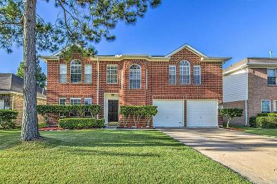 Pearland Single Family Home For Sale: 4926 Pinder Lane