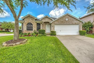Pearland Single Family Home For Sale: 3508 Stonegate Circle