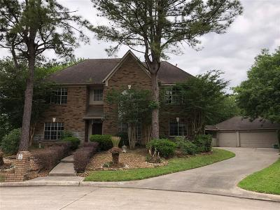 Kingwood Single Family Home For Sale: 3711 Timber Glade Court