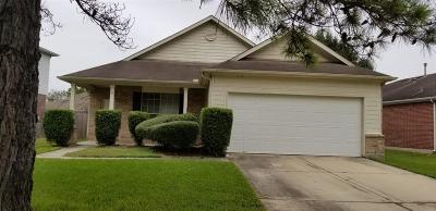 Spring, The Wodlands, Tomball, Cypress Rental For Rent: 1111 Turnberry Park Lane