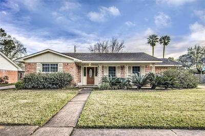 Houston Single Family Home For Sale: 5327 Jason Street