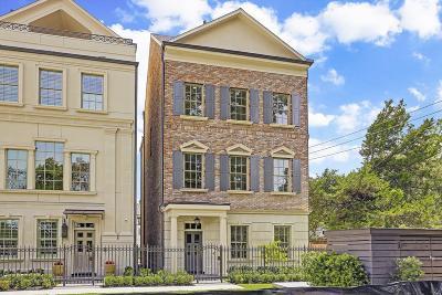 Harris County Single Family Home For Sale: 220 Morningside Park Street