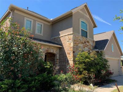 Single Family Home For Sale: 17922 Creek Bluff Lane