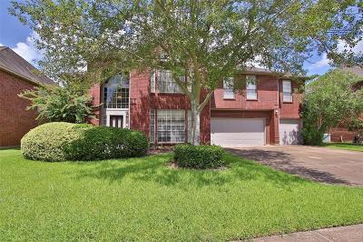 Missouri City Single Family Home For Sale: 1206 Birchstone Drive