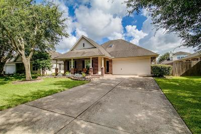 Pearland Single Family Home For Sale: 6717 Keithwood Circle S