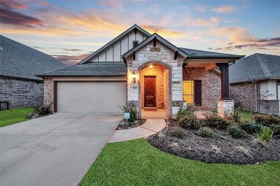 Conroe Single Family Home For Sale: 3010 Quarry Springs Drive