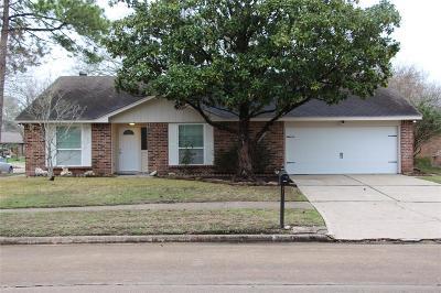Cypress Single Family Home For Sale: 11322 Terrebone Drive