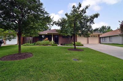 Houston Single Family Home For Sale: 1823 Seaspray Court