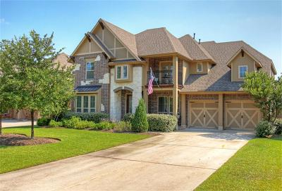 Montgomery Single Family Home For Sale: 290 Overland Trace