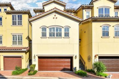 Houston Condo/Townhouse For Sale: 13 Armand Shore Drive
