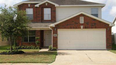 Katy Single Family Home For Sale: 21819 Caneybrook Court