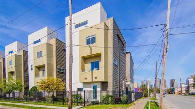 Houston Single Family Home For Sale: 1614 Bastrop Street