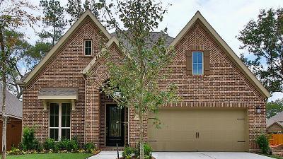 Humble Single Family Home For Sale: 16830 Hemlock Grove Drive