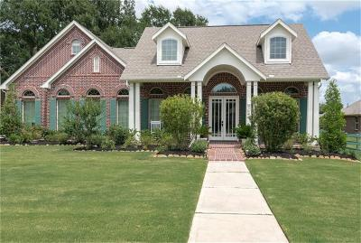 Fulshear Single Family Home For Sale: 5422 Lake Hill Farm Way